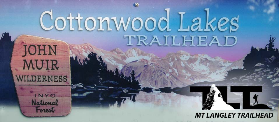 Cottonwood Lakes Trailhead
