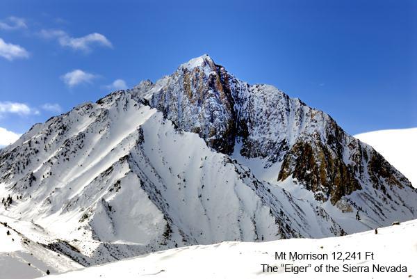 Sierra Nevada (mountains) Hiking, Backpacking, Mountaineering