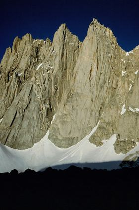 Mt Whitney Needles